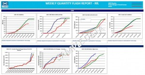 Figure 3 Weekly Quantity Flash Report