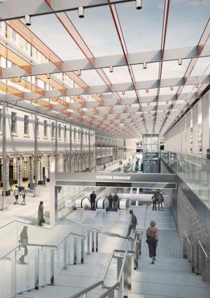 Design of Paddington Station