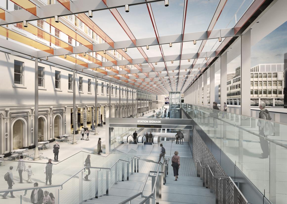 Design Of Paddington Station Crossrail Learning Legacy