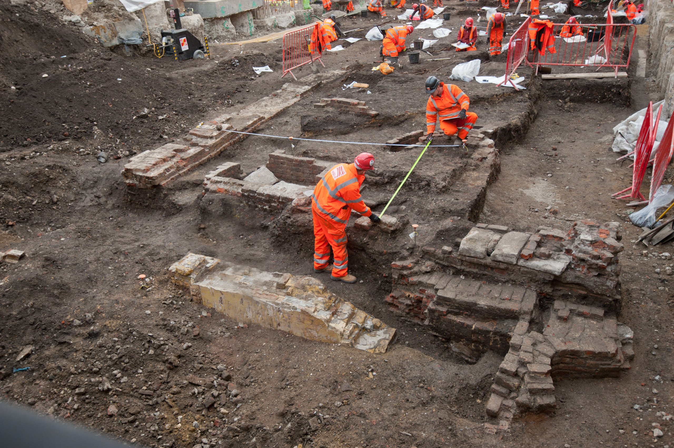 Excavation Of The Bedlam Burial Ground Ad 1569 1738 For