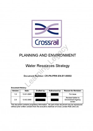 Water Resources Strategy