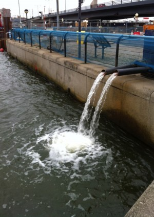 Crossrail Water Consumption Dataset
