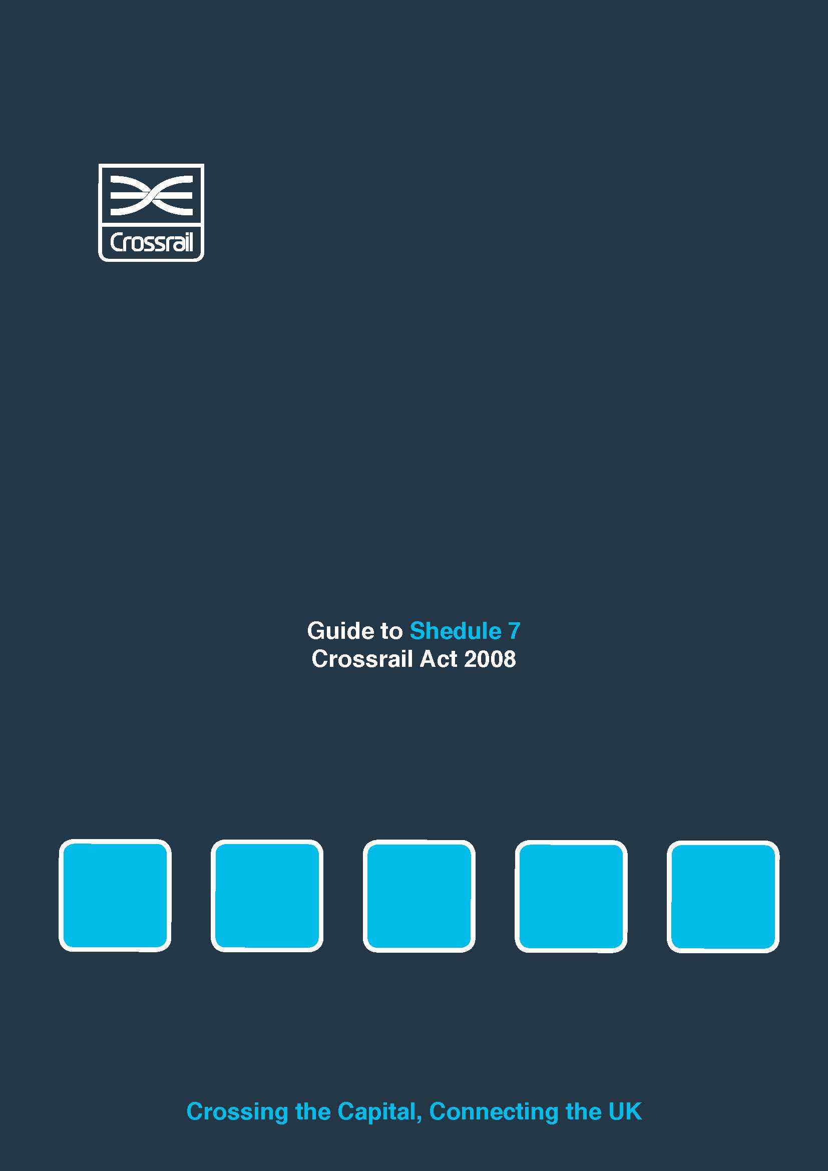 Front cover of Guide to Schedule 7