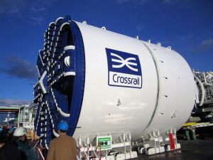12A 001 Figure 1_Crossrail TBM one of the first procurements on Crossrail.jpg
