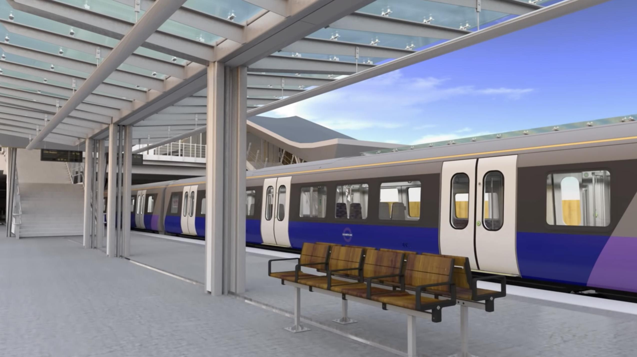 2A 001 Figure 14 Visualisation of platform benches at Abbey Wood.jpg
