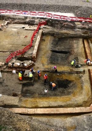 Archaeology archive – Stepney Green