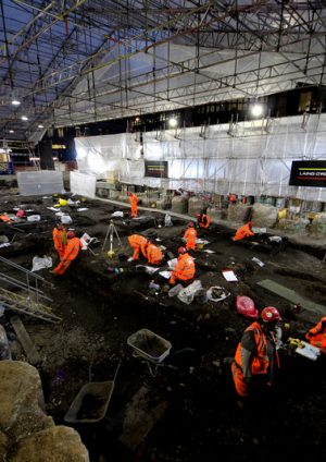 Archaeology archive – Liverpool Street Station