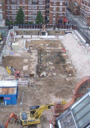 Archaeology archive – Bond Street Station