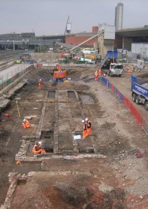 Archaeology archive – Paddington New Yard & Westbourne Park (Royal Oak Portal)