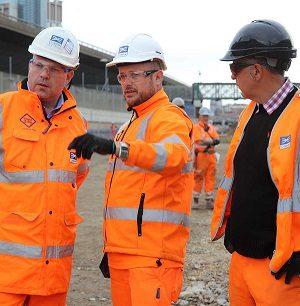 Collaboration at Crossrail