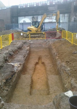 Archaeology archive – Eleanor Street Shaft