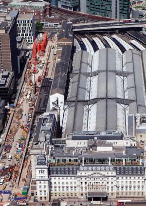 Archaeology archive – Paddington Station