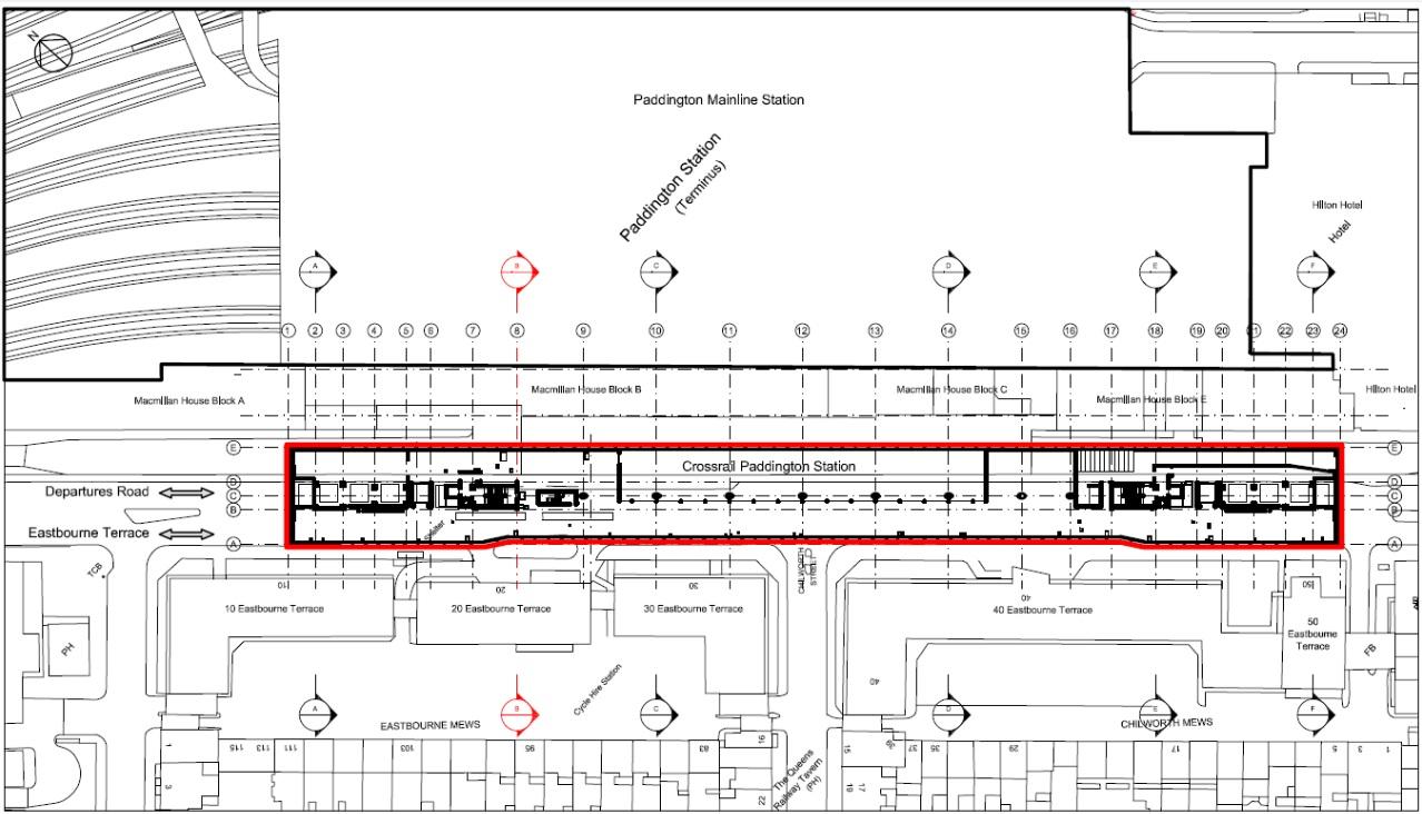 Design Of The Deep Cut And Cover Crossrail Paddington