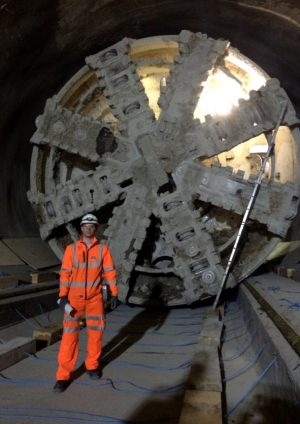 TBM Station Transits