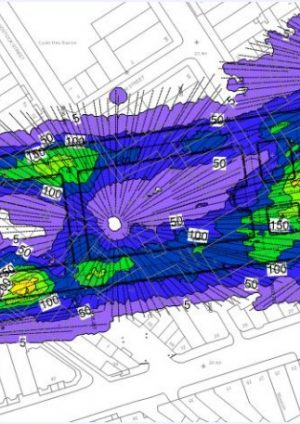 A review of the geology for compensation grouting performance at Bond Street Crossrail Station.
