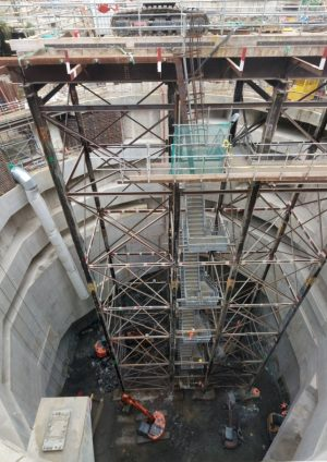 An innovative Verification Process speeds construction of Crossrail's Moorgate shaft