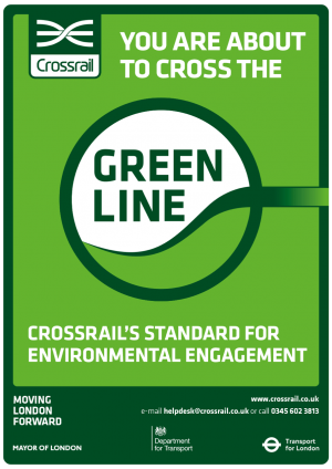 Promoting Positive Environmental Behaviour Change at Crossrail – Lessons Learned from Implementing the Green Line Recognition Scheme