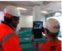 Use of IT Mobile Devices on Construction Sites