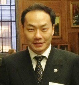 Dr Chin-Kang Shen MSc DIC PhD CEng MICE