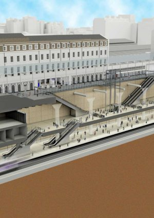 BREEAM for Underground Stations