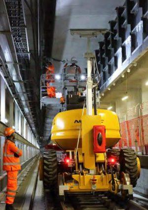 Crossrail Driver Diesel Exposure Study