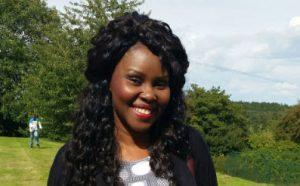 Photo of Catherine Mburu